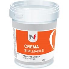 Spreadable Cream - Dark - Orange 5Kg