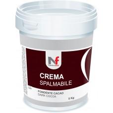 Spreadable Cream - Dark Cocoa 5Kg