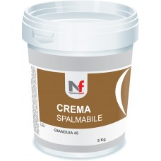 Spreadable Cream - Gianduia 45% 5Kg