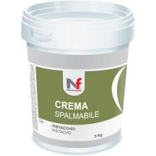 Spreadable Cream - Pistachio 5Kg