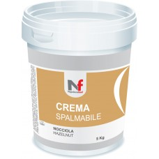 Spreadable Cream - Hazelnut 5Kg