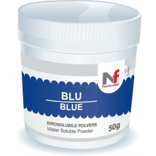 Powder water-soluble colours Blue 50g