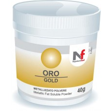 Powder Luster dust colors Gold 40g