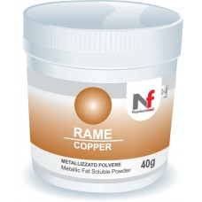 Powder Luster dust colors Copper 40g