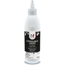 Liquid fat-soluble colors Black 180g