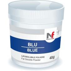 Powder fat-soluble colors Blue 40g