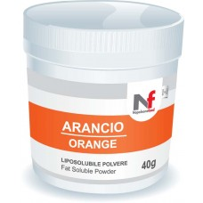 Powder fat-soluble colors Orange 40g