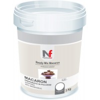 Ready Mix for Macarons White 3kg
