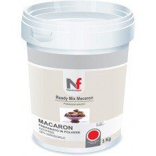 Ready Mix for Macarons Red 5kg
