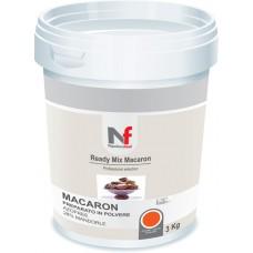 Ready Mix for Macarons Orange 3kg