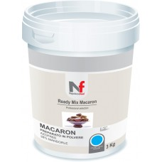 Ready Mix for Macarons Light Blue 3kg