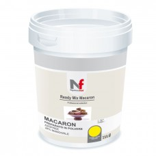 Ready Mix for Macarons Yellow  250g
