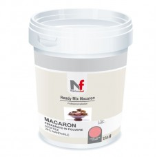 Ready Mix for Macarons Red  250g